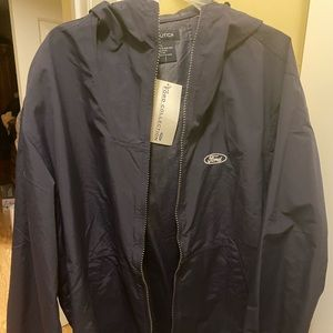 Ford Collection jacket by Nautica NWT Large Lg